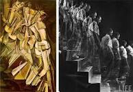 duchamp descending staircase - Google-Suche