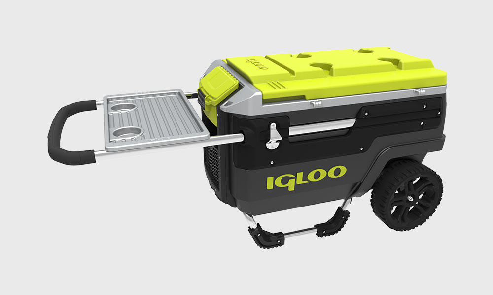 Igloo Trailmate Cooler | Cool Material
