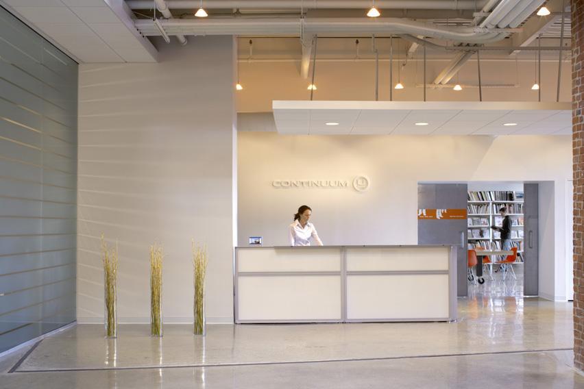 Continuum – Sasaki Associates, Inc