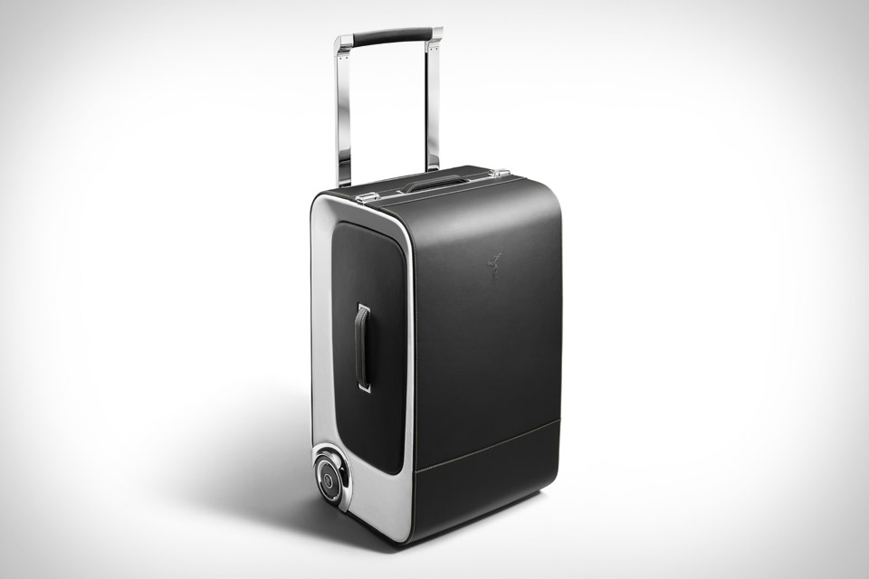 Rolls-Royce Wraith Luggage Collection | Uncrate