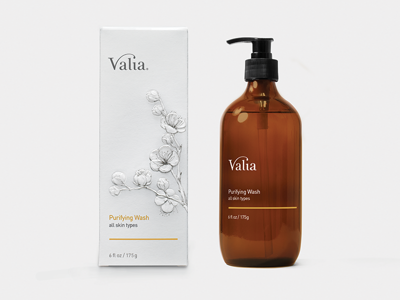 Valia Skincare by Chul Lee
