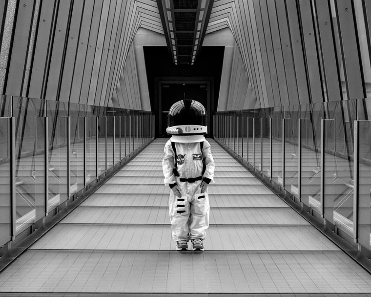 Little Astronaut – A creative dad captures his son discovering the world | Ufunk.net