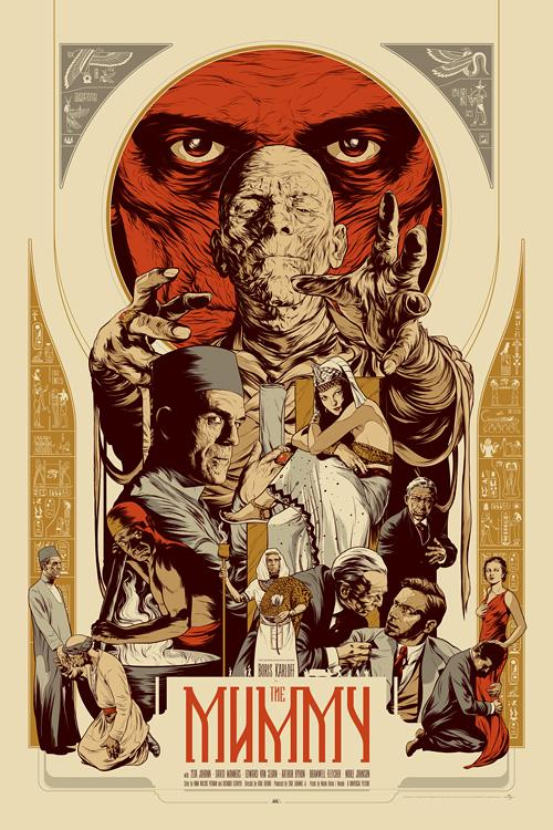 The Mummy : Martin Ansin, Illustrator | Illustration Portfolio