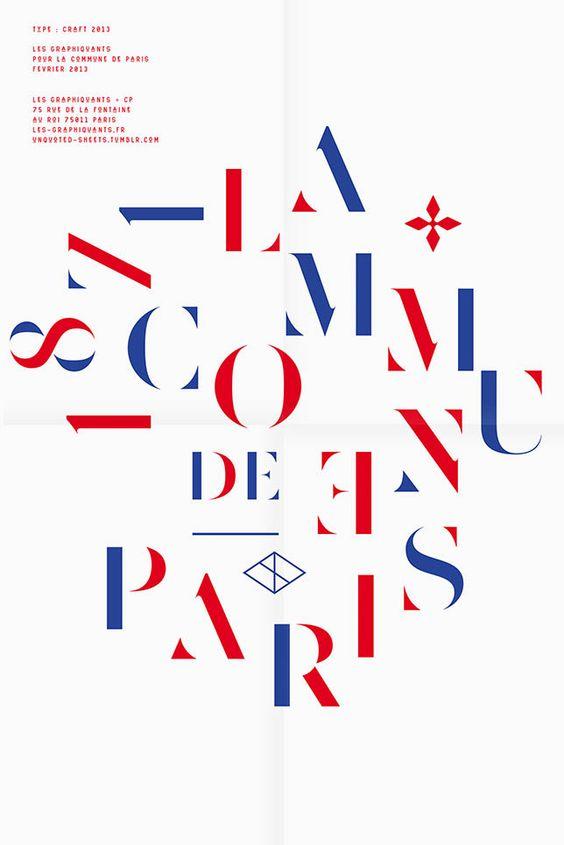 Typographies - Amsterdam - Les Graphiquants| Design graphique | Pinterest