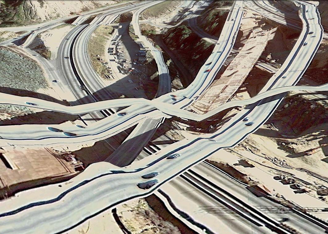 Les ponts de Google Earth | La boite verte