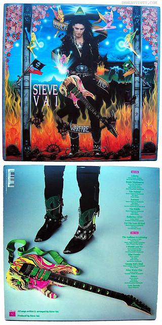 Steve Vai — Passion And Warfare   Flickr - Photo Sharing!
