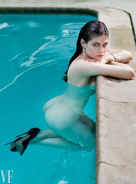 Александра даддарио голая видео и фото