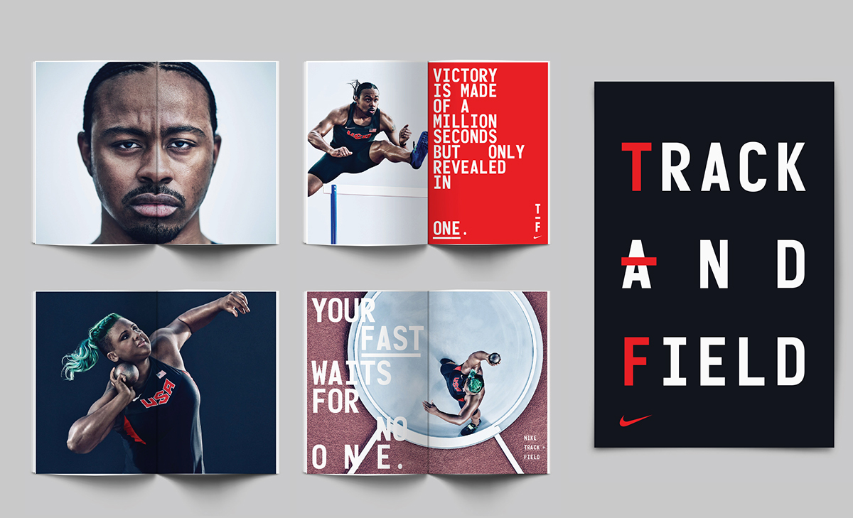 Nike - Track and Field on