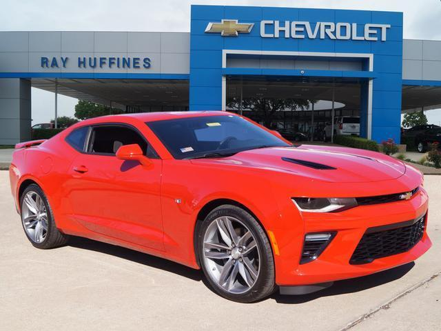 New 2016 Red Hot Chevrolet Camaro 2dr Cpe SS w/1SS For Sale in Plano, TX | 1G1FE1R72G0149014