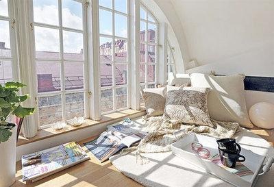 Joie De Vivre - wow, beautiful window seat!