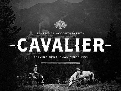 Dribbble - Cavalier Essentials v2 by Taylor Pemberton