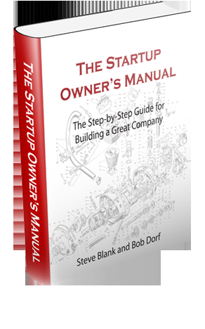 Startup Owner's Manual | The Step-by-step guide for building a great company