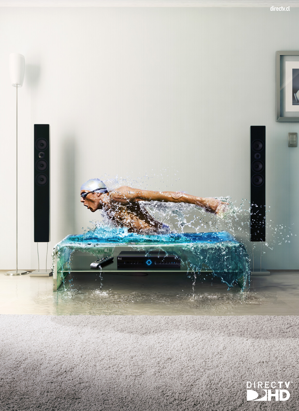 Creative Ads for DirectTV | Daily Inspiration