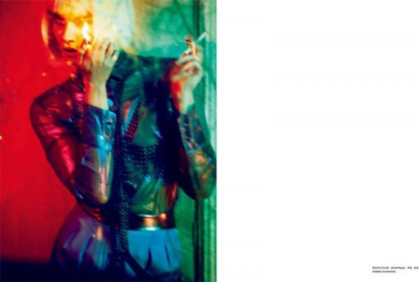 Crystal Renn by Txema Yeste for Numero China March 2012 | Trendland: Fashion Blog & Trend Magazine