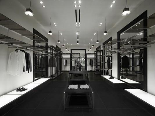 ASOBIO Cloud Nine Fashion Shop Interior Design by Nendo | Home Design Inspiration