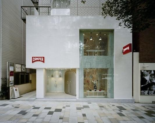 Neo Classical Shop Interior Design Ideas, Camper Shop Tokyo by Hayon Studio | Home Design Inspiration