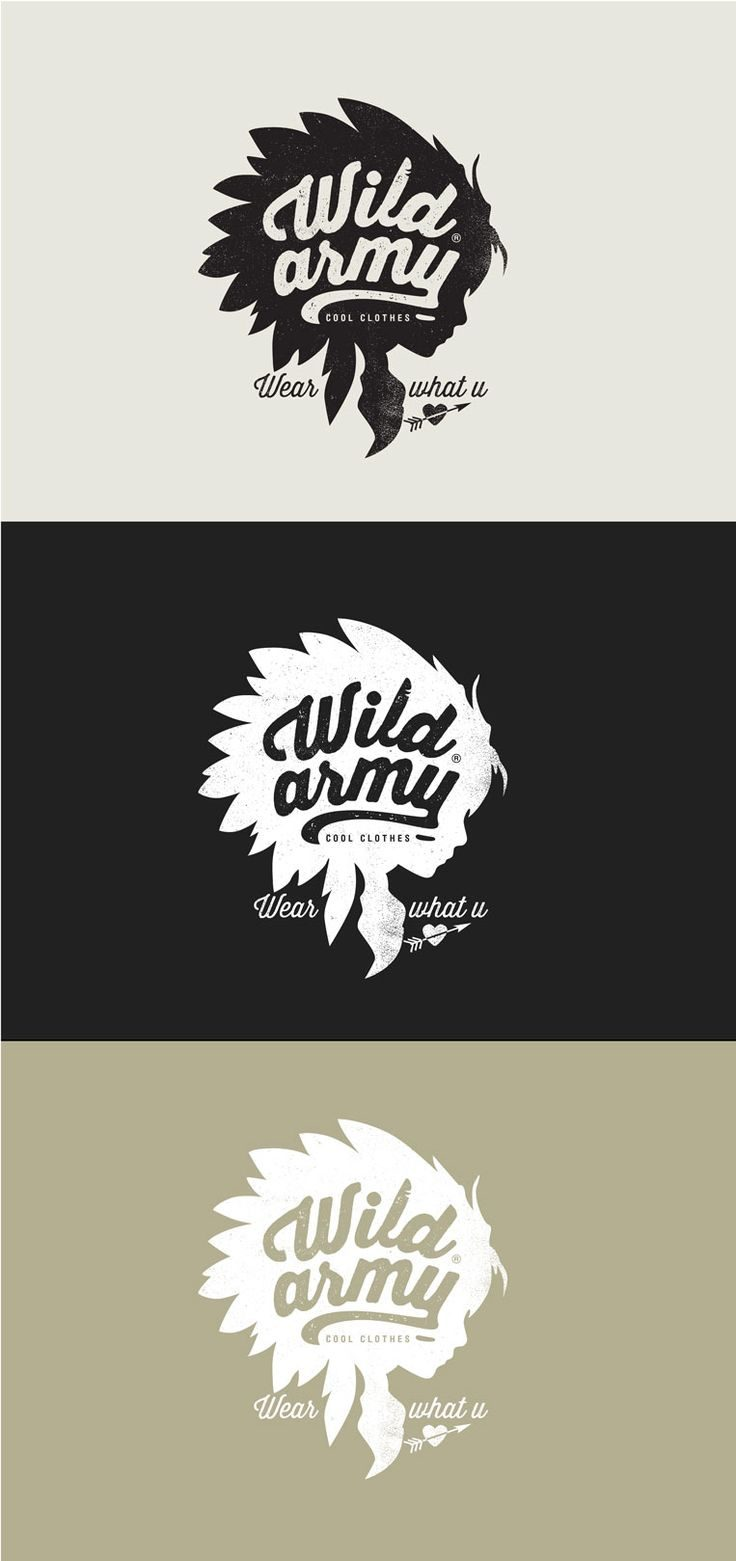 Wild Army by Alex Ramon Mas Design - From up North