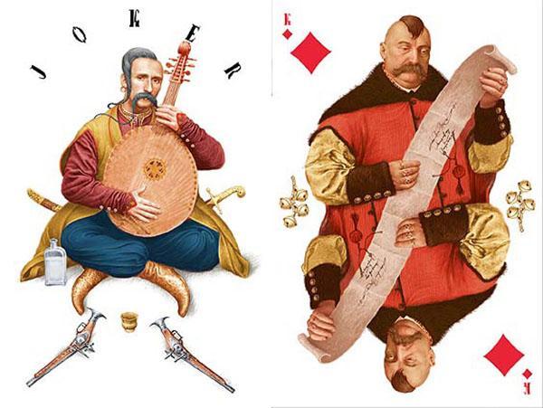 Vladislav Erko: baralho medieval | Design in a Box