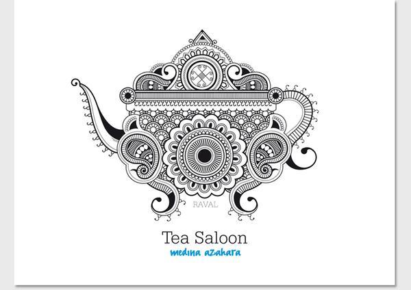 Medina Azahara - Tea Saloon