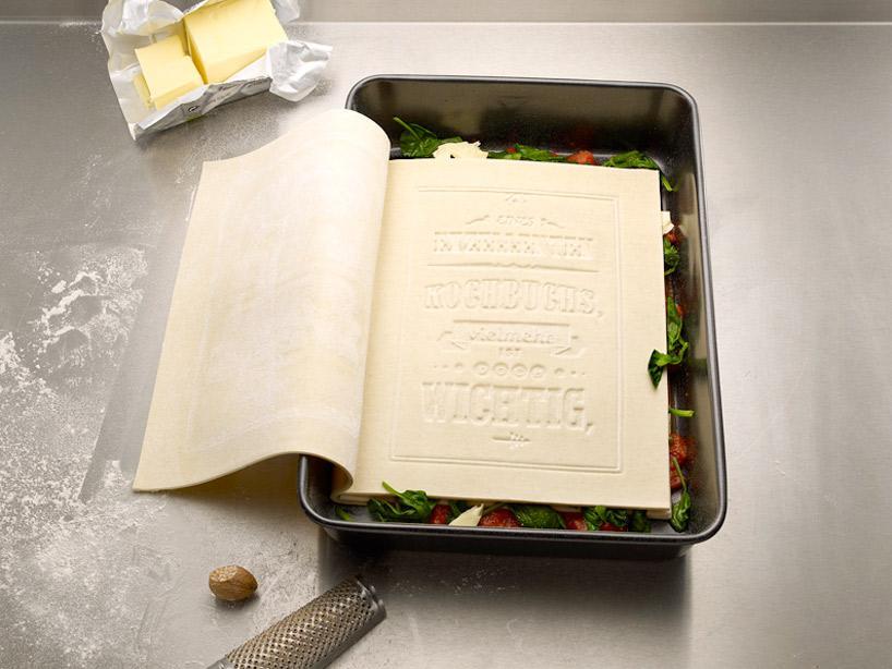 edible cookbook by korefe