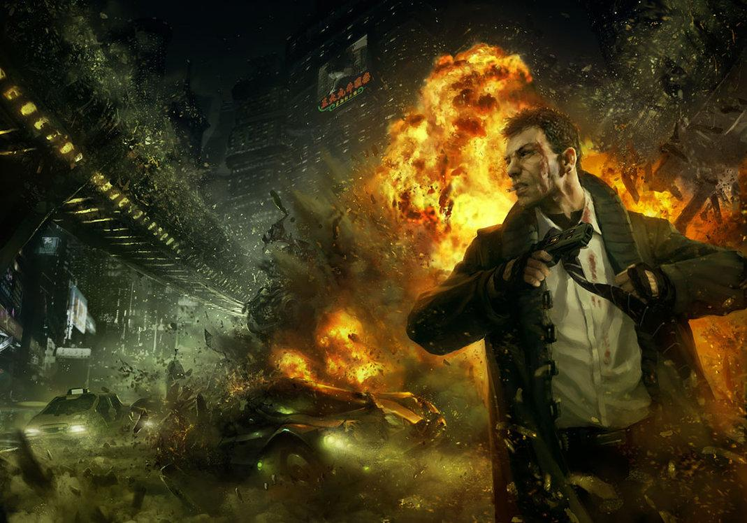 25 Mind Blowing Matte Paintings by Marek Okon | inspirationfeed.com