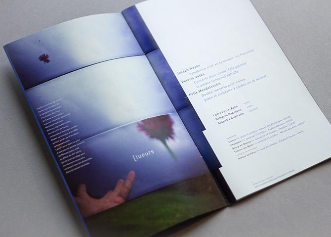 OPS. Brochure 08/09 - catalogue — studio