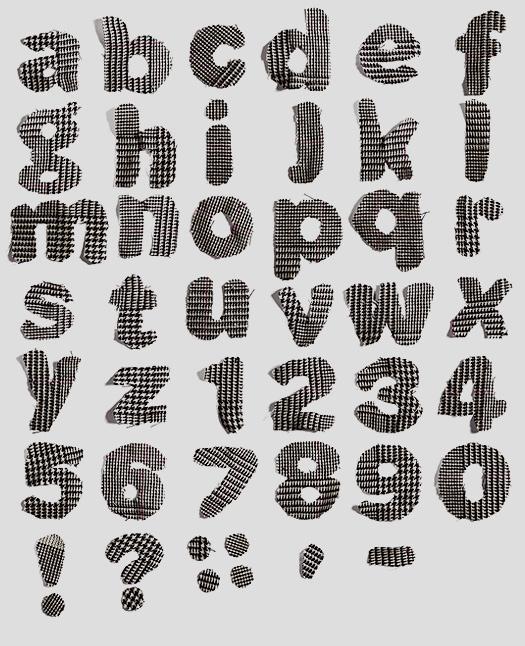 23 Ilustrações Tipográficas Super Criativas! « Des1gn'ON