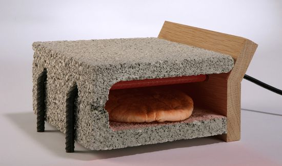 HOW TO MAKE FRESHLY BAKED PITA BREAD IN AN ULTRA STYLISH TOASTER MADE OF CINDER BLOCK AND REBAR - PBT Consulting