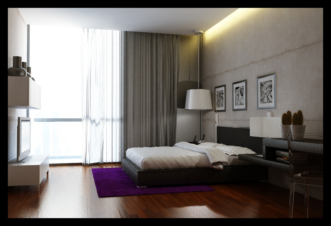 fancy master bedroom design picture #31 - Home Lately
