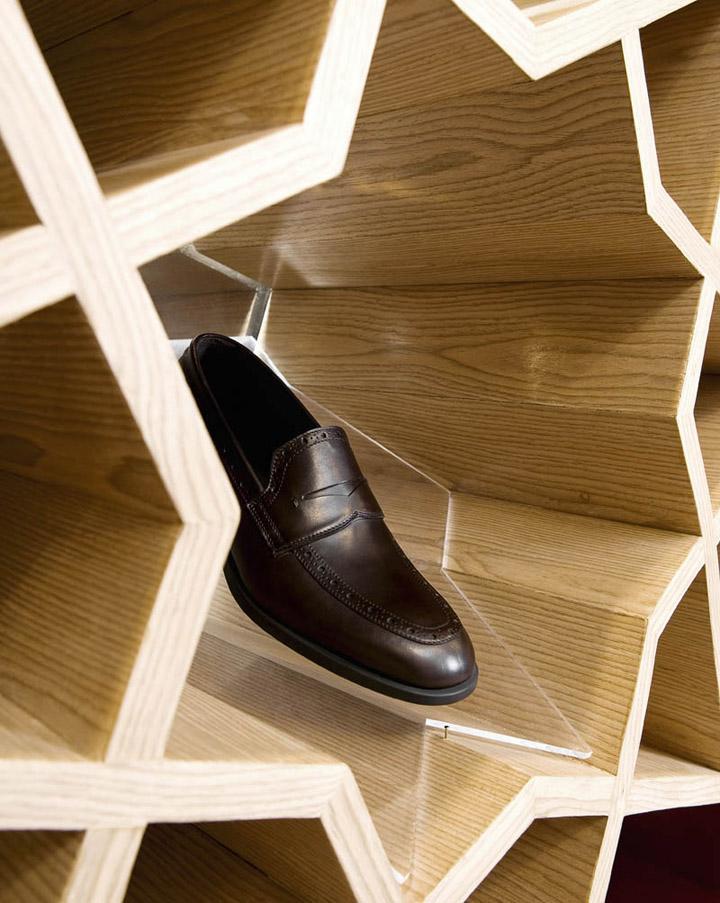 Sergio Rossi Shop by Younes Duret Design, Casablanca – Morocco » Retail Design Blog