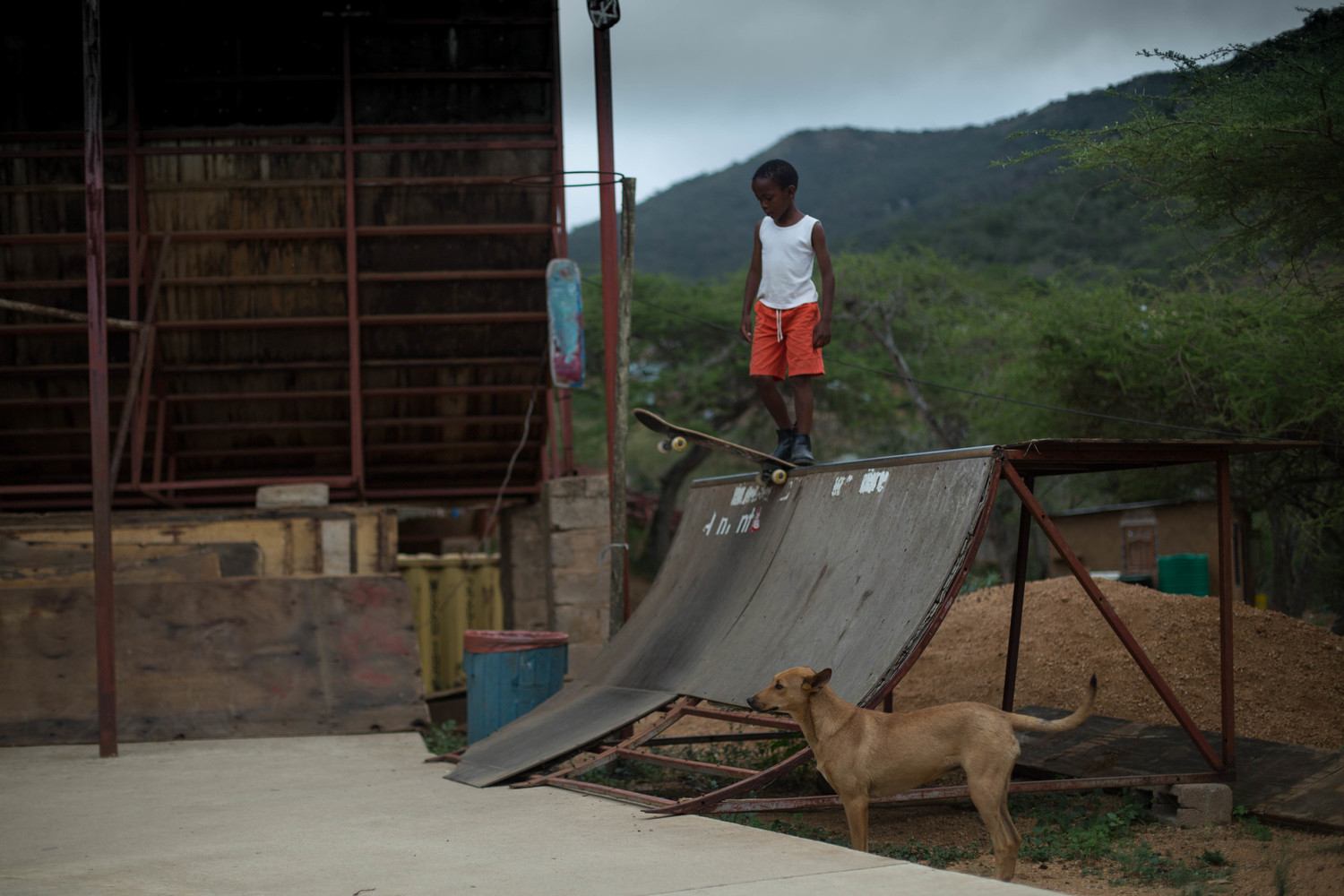 Peep This Film About the Young Skateboarding Subculture of Africa BE STREET