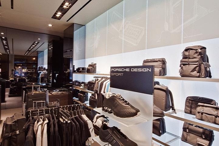 Porsche Design Store in San Francisco : Retail Design Blog : http://retaildesignblog.net