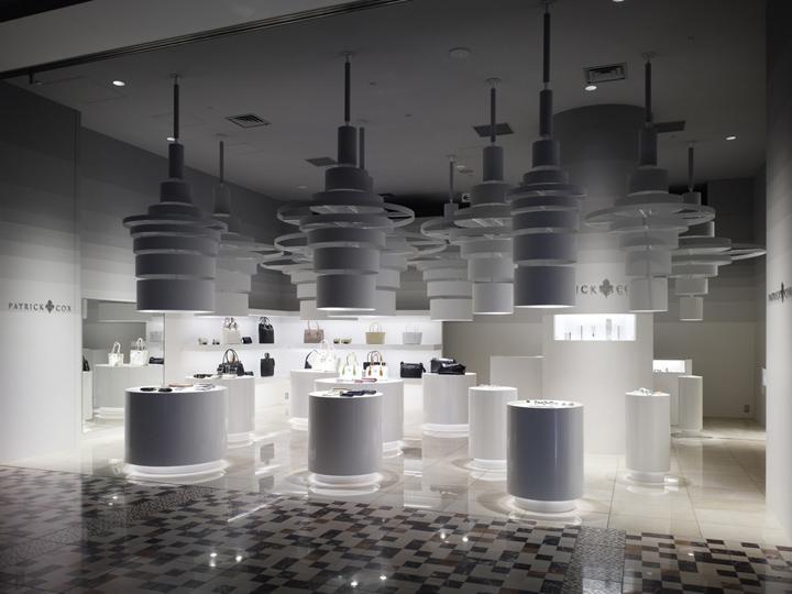 Patrick Cox Shop by Sinato, Tokyo » Retail Design Blog