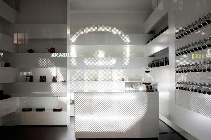 T-Magi store by WE architecture, Copenhagen » Retail Design Blog
