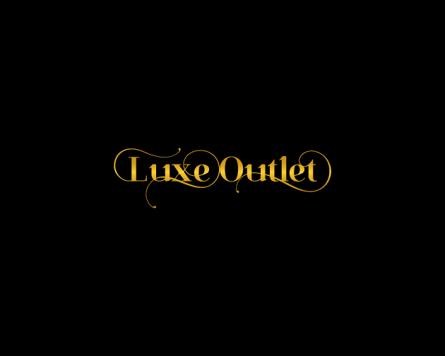 Logo for LUXURY CHAIN OF STORES - Draft #8 by graphika