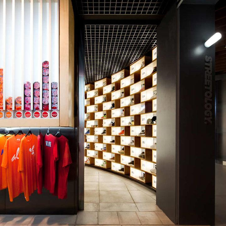 Streetology by Facet studio, Sydney » Retail Design Blog