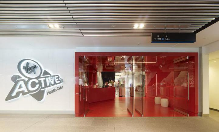 Virgin Active Pitt Street Mall by BVN Architecture, Sydney » Retail Design Blog