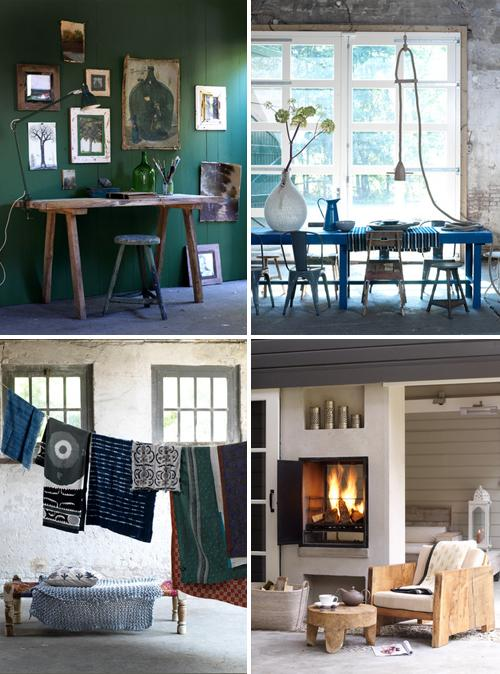 interior inspiration | the style files