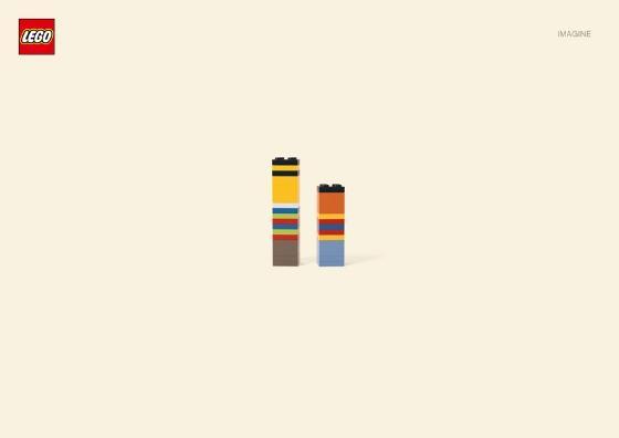 Lego blokken die tot de verbeelding spreken « Froot.nl