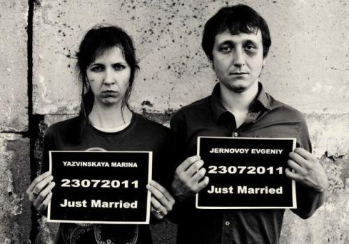 Vreemde bruiloften: De meest onverwachte trouwfoto's « NSMBL.nl