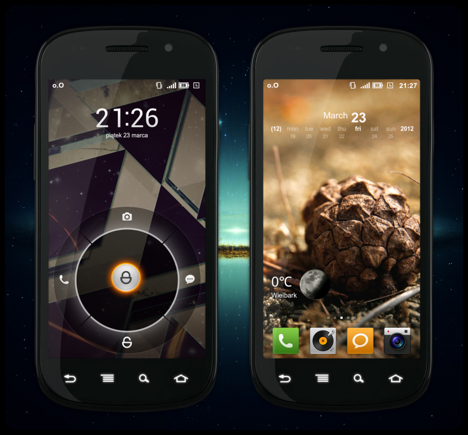 Triangle by ZduneX25 | Android Screenshot - UltraLinx
