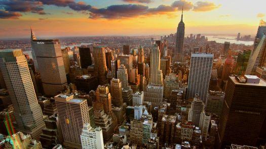 Empire State Building - New York City HD Wallpaper | Magicwallpapers.net
