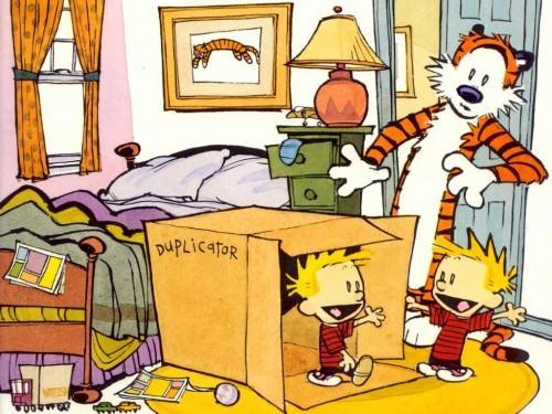 Calvin-And-Hobbs-Duplicator-500x375.jpg 500×375 pixels
