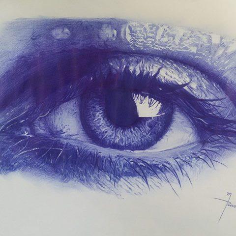 Ballpoint Pen Fine Art