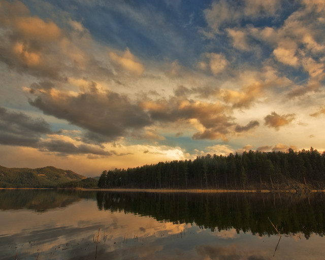Sheridan Lake, SD by ajm | Shadowness