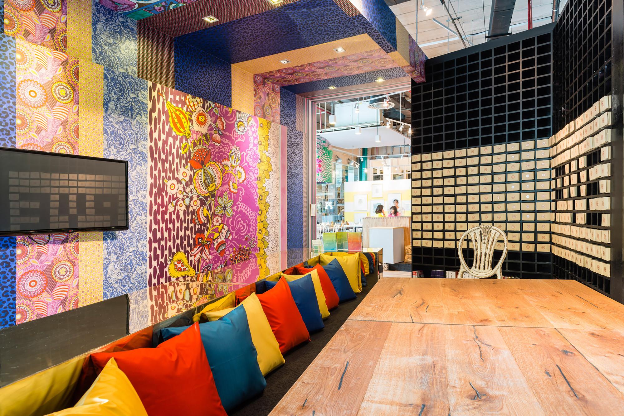 Gallery of Pop-up Café / PYE - 9