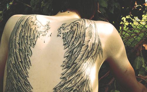 PhD?: Tuka: I love tattoos