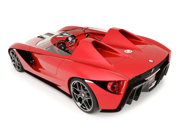 Enzo Ferrai Kode 57 Supercar Revealed - DriveSpark
