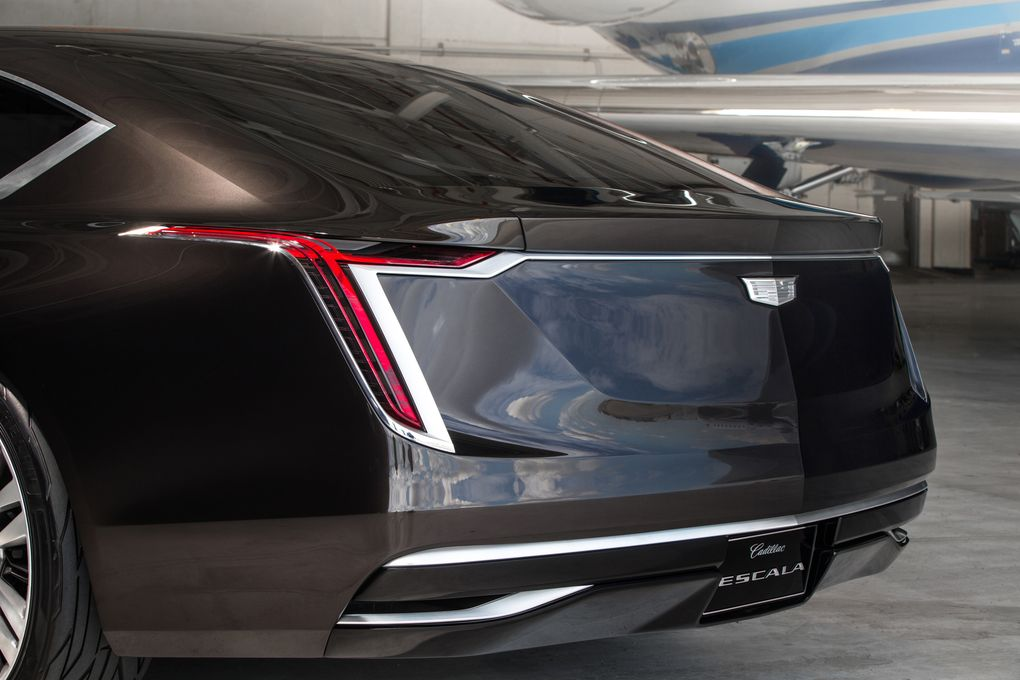 Cadillac's fantastic Escala concept is more New York than Detroit | The Verge