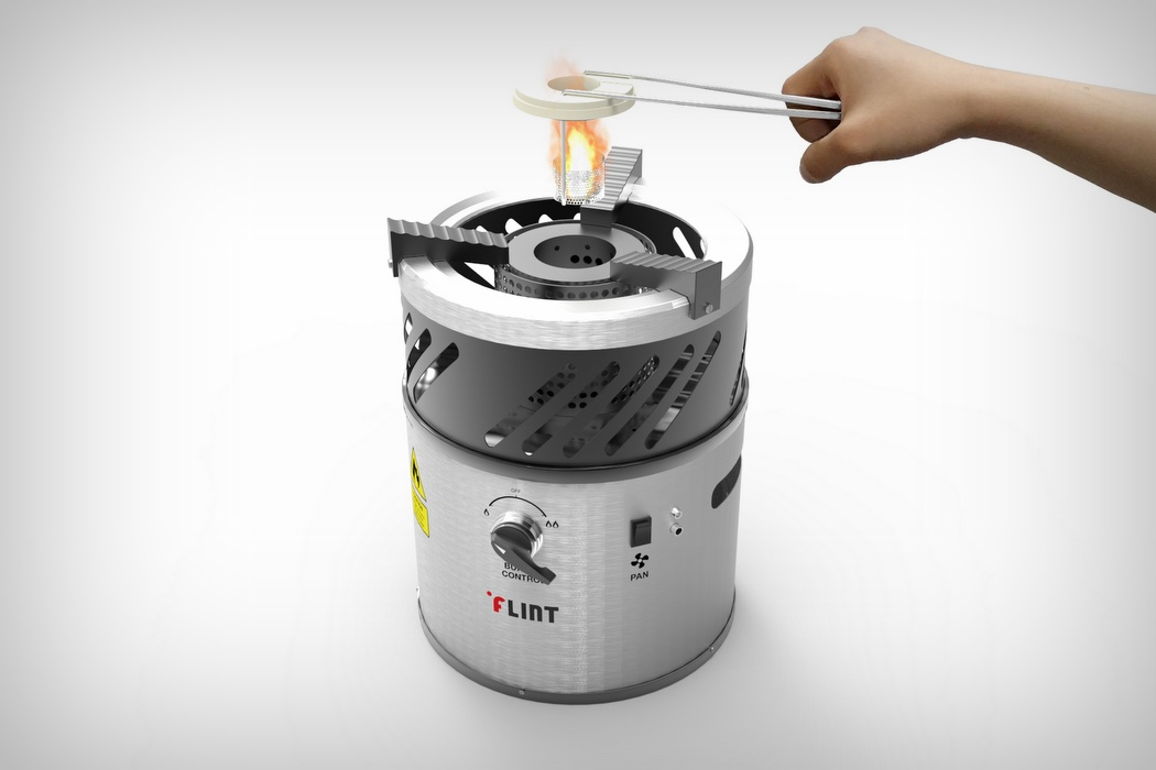 Light my (eco-friendly) fire! | Yanko Design